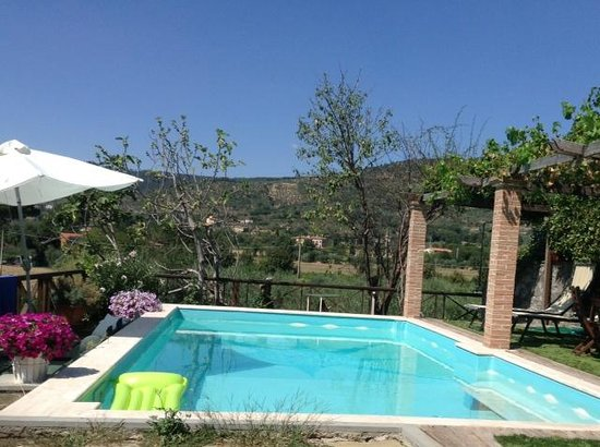 Il Sole del Sodo: la piscina
