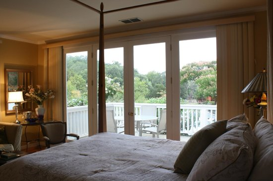 Meadowlark Country House: Mountain View Room