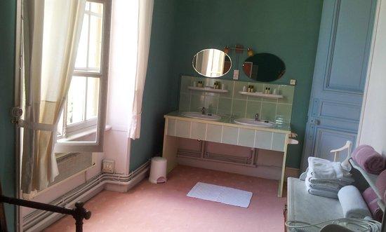 Château de Villersexel : Bathroom