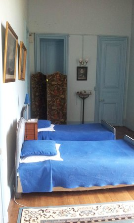 Château de Villersexel : Bedroom, not used