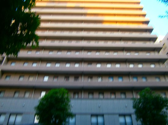 Sunny Stone Hotel : 外観