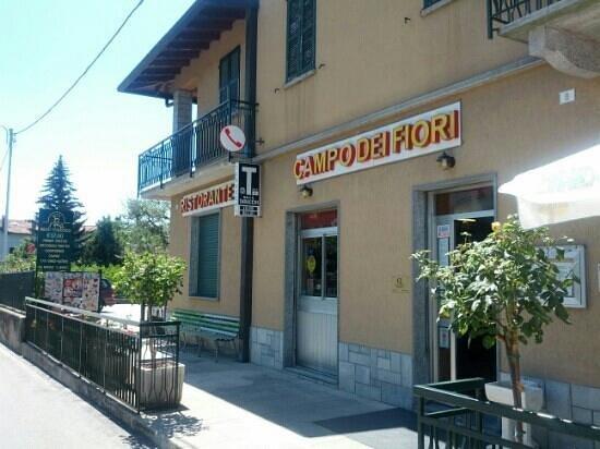 Cocquio-Trevisago, Italie : campo dei fiori caldana (cocquio trevisago)