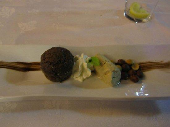 Maritim: chocolate cake