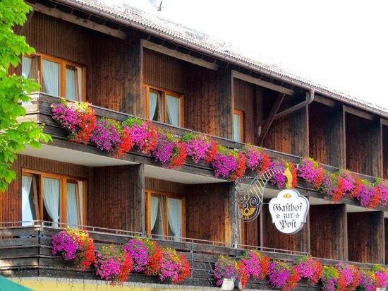 Landgasthof Zur Post: Hotel facciata
