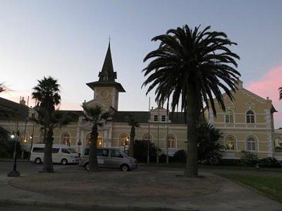 Swakopmund Hotel: era la vecchia stazione
