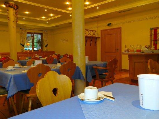 Landgasthof Zur Post: Sala colazione