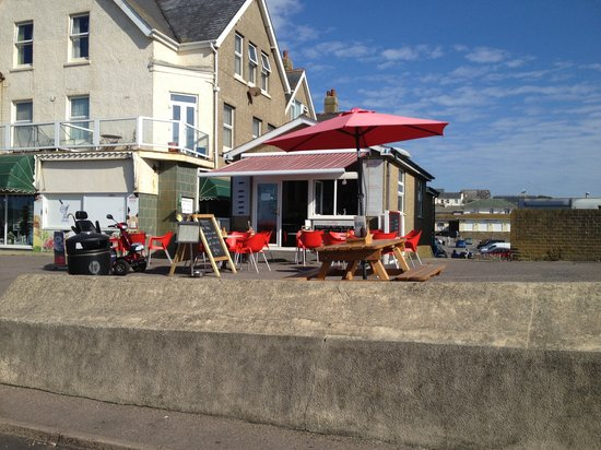The galley cafe': The galley cafe