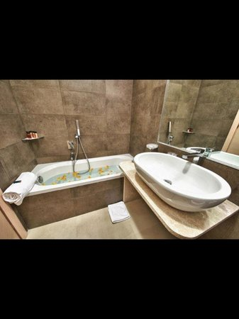 Boutique Rome Inn: Bagno