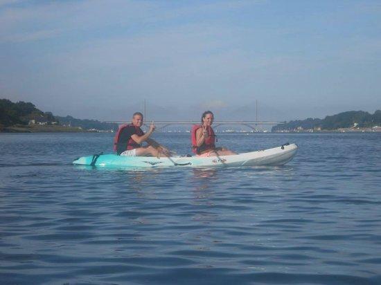 Camping Saint Jean : Balade Kayak