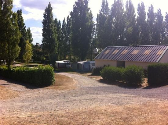 Camping Du Val : Bloc sanitaires