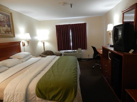 Super 8 Georgetown: Room