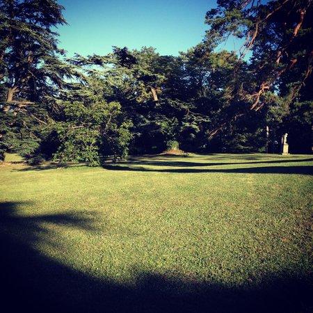 Arquier : le parc