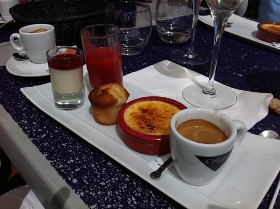 Le Ponton Hydroland: restaurant vraiment a recommander : cadre cuisine service : tt est très bien