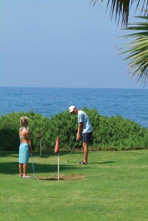 Louis Imperial Beach: Golf