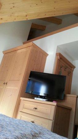 Wellness Hotel Lupo Bianco: camera