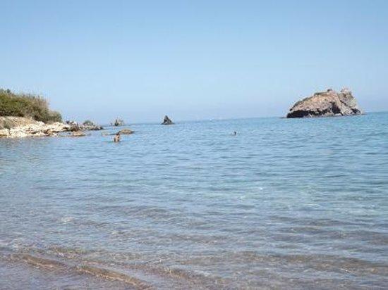 لاتشي, قبرص: Bagni di Afrodite