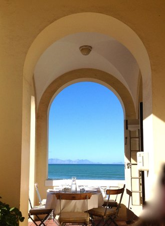 Cucina Labia: breath taking view