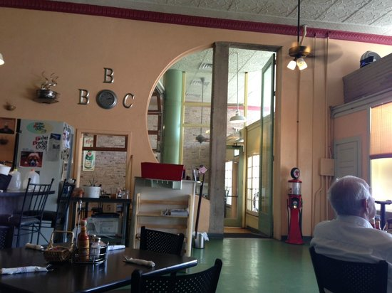 Bisbee Breakfast Club: la caisse