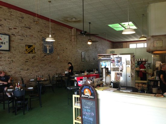 Bisbee Breakfast Club: la salle pour le déjeuner