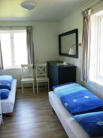 Hardanger Hostel B&B: Room at the hostel.