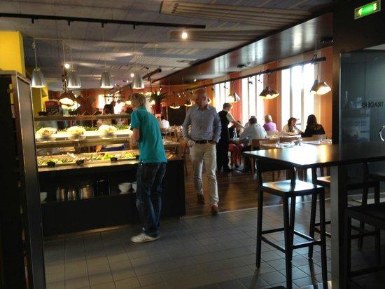 Buffets dining room