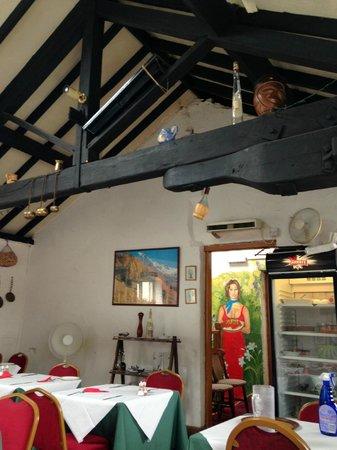 Il Restaurant Alpino: Great environment!