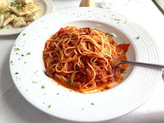Il Restaurant Alpino: It made eating an enjoyable experience!