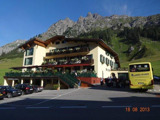 Hotel Arlberg Stuben: Sporthotel Arlberg, Stuben i.Vorarlberg