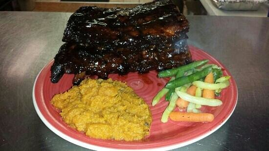 Sibby's: Best ribs in Warrenton, VA