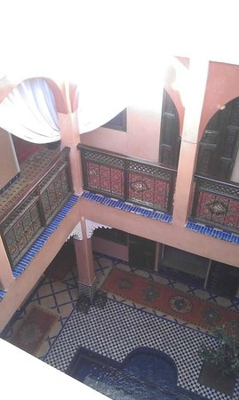 Riad Alaka: View from the top