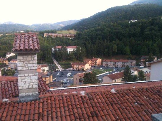 Hotel Cursula: cascia