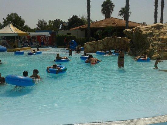 Una delle piscine x bambini foto di splash acquapark for Piscine x bambini