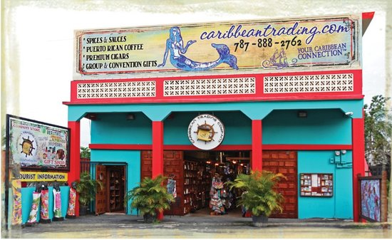 Palmer, Puerto Rico: Main view of the Company Store