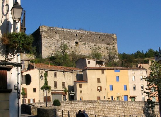 Ch teau quillan picture of quillan aude tripadvisor for Hotels quillan