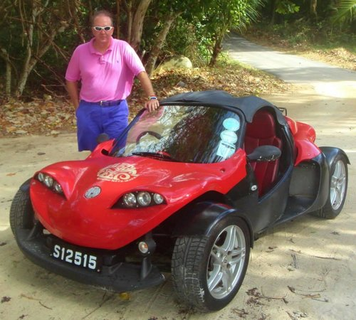 Buggy & Jeep Rental/Sales/Bungalows : Car Photo 2