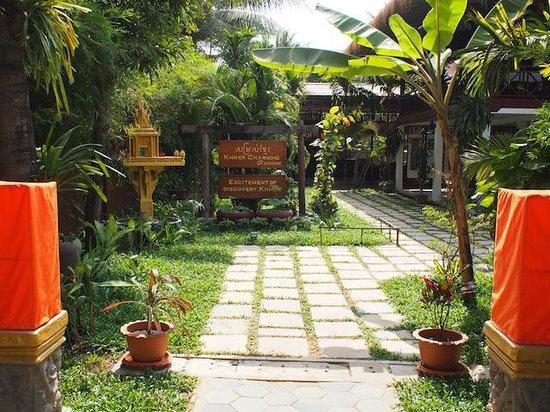 Khmer Charming Restaurant: The Gardens