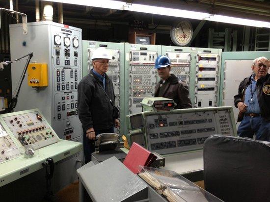 Titan Missile Museum: Inside the Launch Control Center