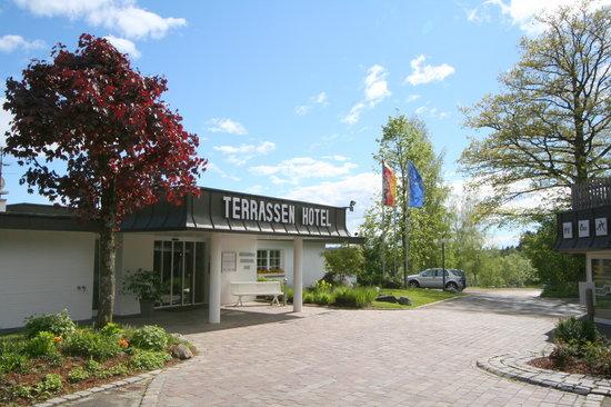Allgäuer Terrassenhotel: Außenansicht