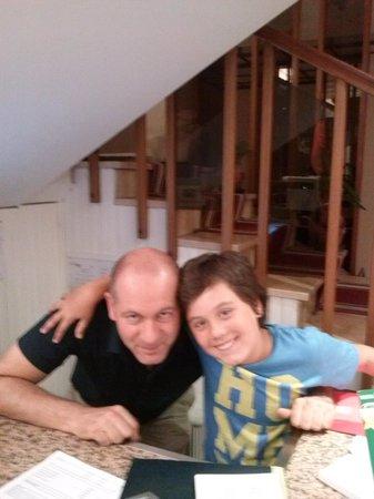 Hotel Gioiella : un'amicizia di cuore!!!!!!!!!!!!!