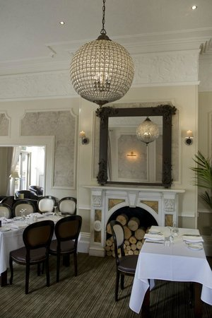 St Andrews Town Hotel: dining room