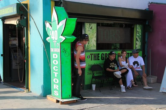 Green Doctors Venice Beach Picture Of Los Angeles