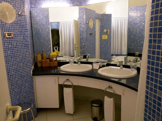 VIK Suite Hotel Risco del Gato : Bagno