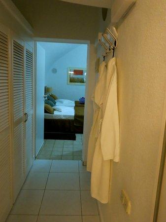 VIK Suite Hotel Risco del Gato : Vista dal bagno