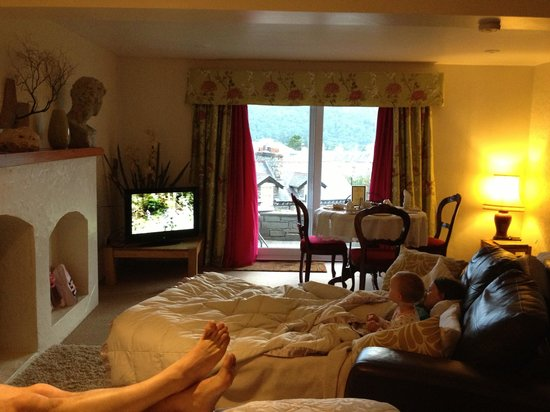 The Nagoya Country House: Chilling in the Rydal Suite!