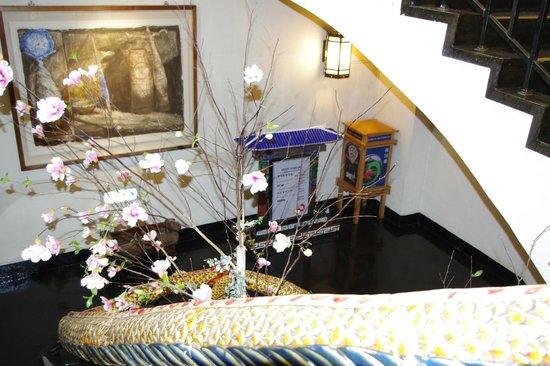Hotel Commodore Busan: 調度品
