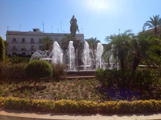 Hotel Dona Blanca: Beautiful Jerez