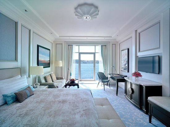 Shangri-La Bosphorus, Istanbul: Premier Bosphorus Room