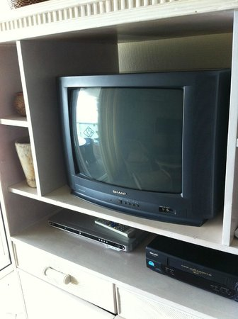 Sapphire Beach Club Resort: Television from 1989