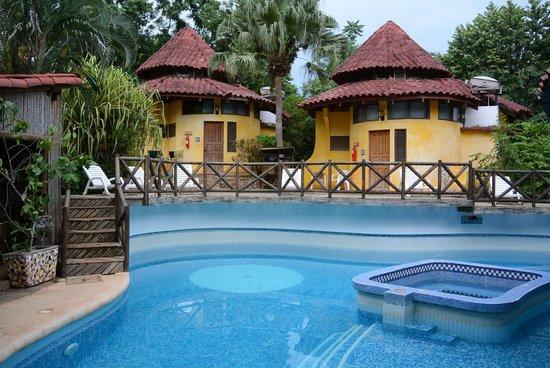 Hotel Luna Llena: Lovely pool