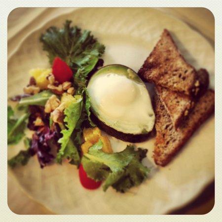 The Hedges Inn: Breakfast